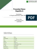 presentasi kasus hepatitis a interna