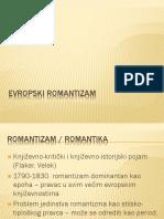 Evropski romantizam.pptx
