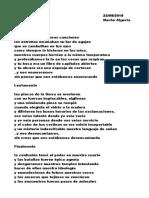 Genoma Poema