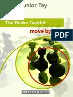 Benko Gambit Move by Move