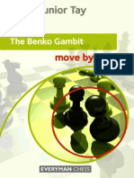 Benko Gambit Move by Move
