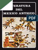 Literatura del México Antiguo, Miguel León-Portilla.