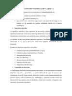PROPIEDADES FISICO-QUÍMICAS DE LA ARCILLa