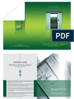 Katalog Alia Elevator