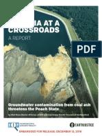 GA Coal Ash Report