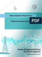 Informe Diseño de Líneas de Transmisión