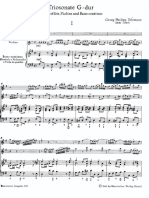 Telemann - Sonata in G (All)