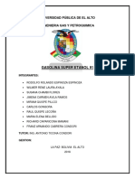 Proyecto Super Etanol 92-1