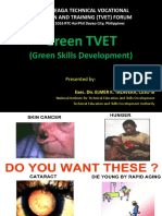 Green Tvet