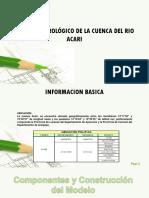 Diapositivas Del Estudio Hidrologico de La Cuenca Del Rio Acarí