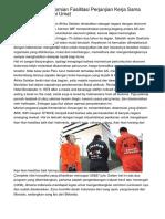 Kemenko Perekonomian Fasilitasi Perjanjian Kerja Sama Kemitraan Ekonomi Umat