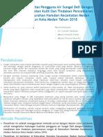 Hubungan Kualitas Pengguna Air Sungai Deli Dengan.pptx