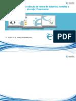 Curso de Diseño y Cálculo de Redes de Tuberías Canales y Drenaje Flowmaster