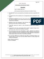 Tata Trust Guidelines