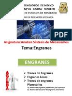 Presentacion de Engranes