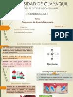Compuestos Amonio Cuaternarios