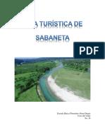 Guia Turistica Sabaneta