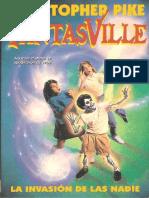 Fantasville 15 - La Invasion de Las Nadie
