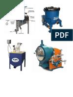 concentrador centrifugo