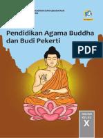 Kelas 10 SMA Pendidikan Agama Buddha Dan Budi Pekerti Siswa 2017
