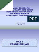 Diah Lutfiana Dewi 20717001 Farmakologi