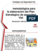 Guia Metodologica Pesv