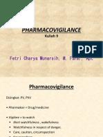 Kuliah 6-Pharmacovigilance