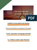 Curso Virtual Comunicación