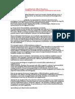 La Teoría de la Personalidad de Albert Bandura.doc