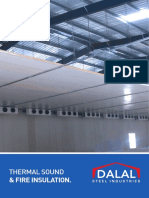 Dalal Insulation Brochure