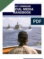 Navy Command Social Media Handbook
