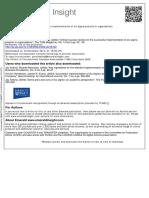 Critical Success Factors of Six Sigma Im