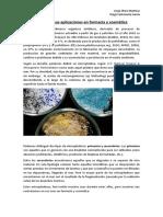 Microplasticos y Sus Aplicaciones en Farmacia y Cosmética
