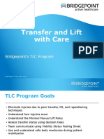 Lifts and Transfers June 2013-Training and Quiz