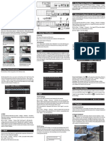 TD-2700TS-CL NM NV9000 Quick Start Guide-450041000921-A0-20160831