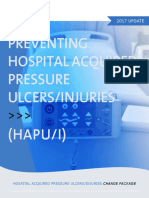 Hospital Acquired Pressure Ulcers Injuries Hapu Change Package