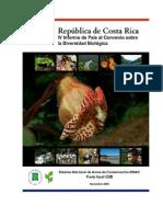 IV Informe de Pais al Convenio sobre la Diversidad Biologica