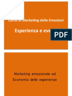 Corso Marketing Emozionale