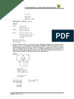 Ejercicios Resueltos de Conjuntos en Diagramas de Venn