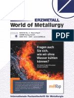 World of Metallurgy 2.2016