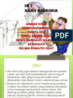 Presentation Biokimia Urin Klpk 1-1