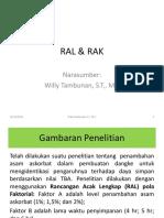 RAL & RAK