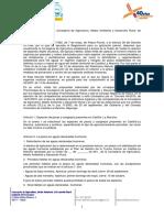 Borrador de Orden de Vedas de Pesca 2019 Castilla-la Mancha