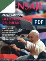 Scannone Papa Francisco y Teología Del Pueblo Mensaje 631