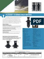 Flex800 Block Sprinklers