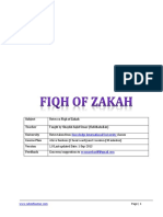 Saheefa Fiqh of Zakah V1.0