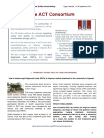 2014 - ACT Consortium - EARN Handout