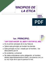 Los 7 Principios de La Etica
