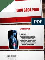 313032550 Penyuluhan Low Back Pain