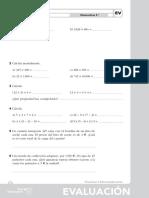 2º Lengua - Evaluación - 2
